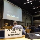WorldPC at UNEP Conference Kenya, March 2012