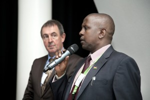 Dan Mesis (Kenyan Ministry of Environment and Mineral Resources)