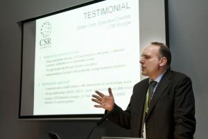 Stefan Crets (CSR Europe)