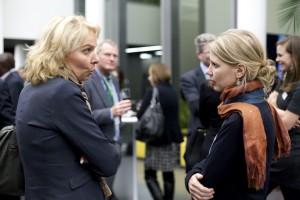 Nicolette Kraay (Ricoh Netherlands); Joelle Verriest (Close the Gap)