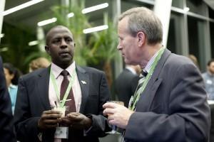 Dan Mesis (Kenyan Ministry of Environment and Natural Resources)