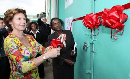Neelie Kroes @ WEEE Centre, 2011 Inauguration
