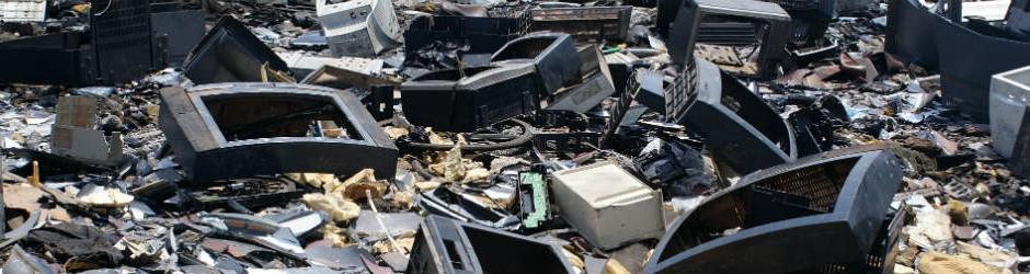 E-waste, Ghana (2011)